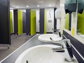 St Clement Danes School, Chorleywood – Changing Facilities