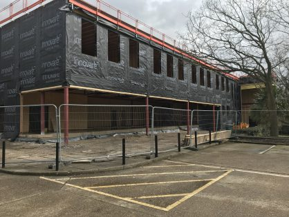 Progress at Rickmansworth School