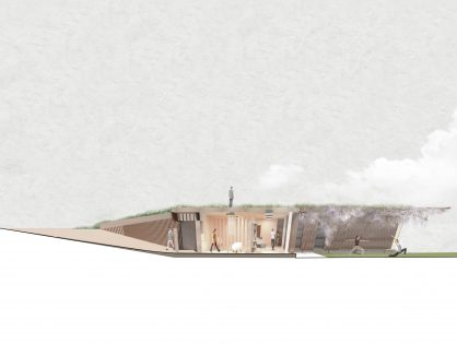 NBS Maggies Centre Design Competition Entry